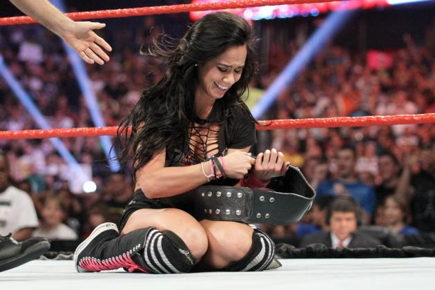 WWE Payback: AJ Lee Beats Kaitlyn and What It Means
