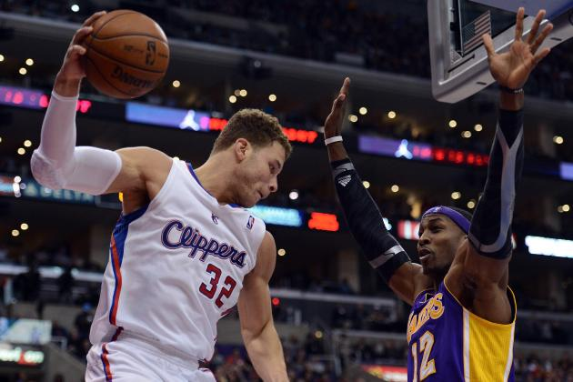 Who's the Better NBA Franchise Centerpiece, Blake Griffin or Dwight Howard?