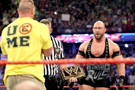 WWE Payback 2013 Results: Wrestlers Who Should Have Won
