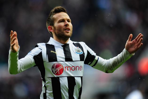 Newcastle's Yohan Cabaye Says Monaco Might Interest Everyone
