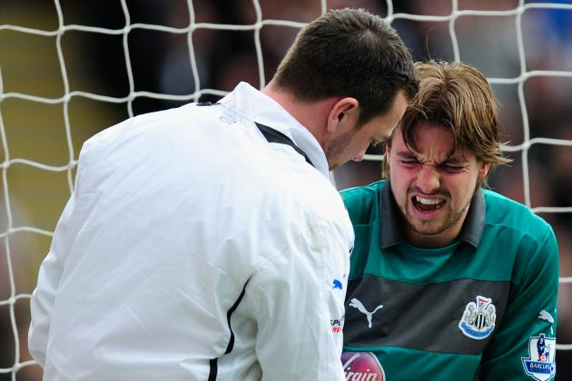 Newcastle Hit Rock Bottom (of the 2012-13 Injuries League)