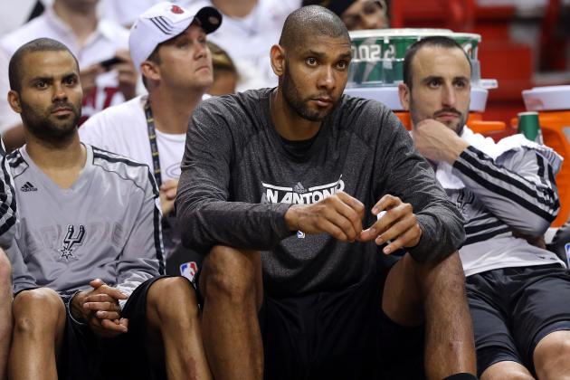 Duncan, Parker Upset at Criticism Ginobili Received Before His Breakout Game 5