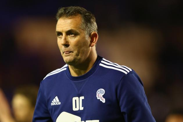Former Bolton Manager Coyle Confirmed as New Wigan Boss