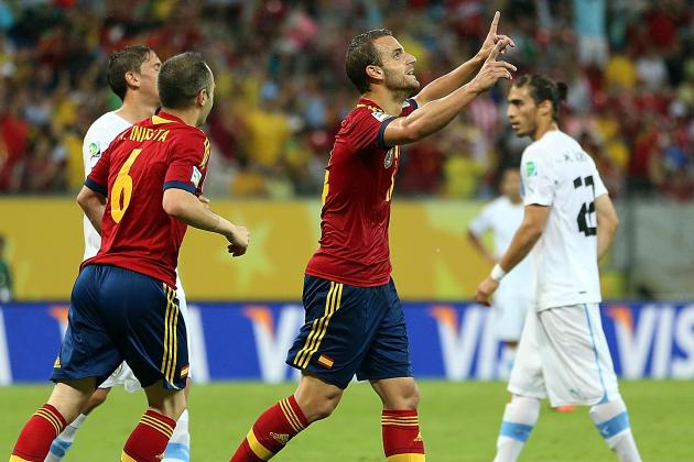 Match Preview: Spain Set to Take It Easy on Tahiti