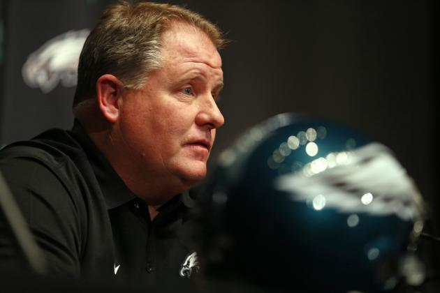 Eagles Coach Chip Kelly Can Name the Starting Quarterback Whenever He Wants