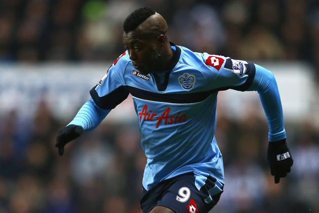 QPR Striker Djibril Cisse Attracting Interest from Montpellier