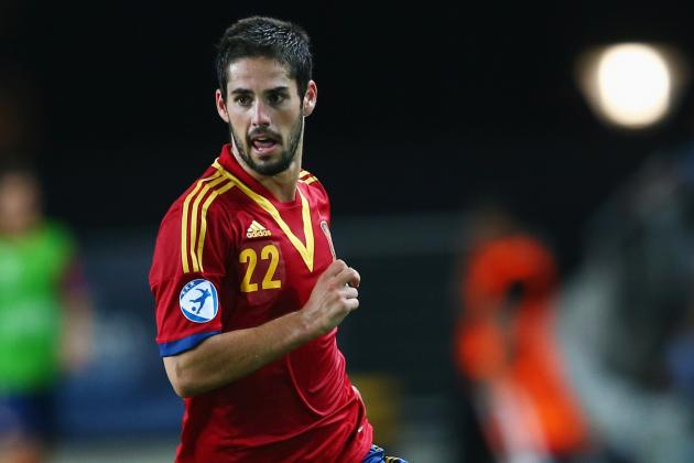 Isco Says Manchester City and Real Madrid Have Made Offers for Him