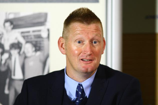 New Millwall Boss Steve Lomas Ready to Give Everything He Has