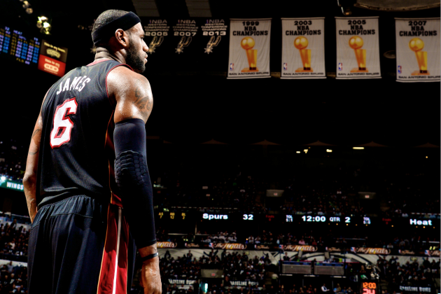 Will LeBron James' Inconsistency Cost Miami Heat NBA Finals Repeat?