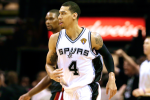 Danny Green Breaks Finals 3-Point Record