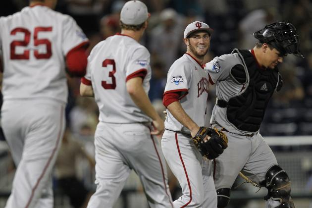College World Series 2013 Schedule: Where to Watch Each Remaining CWS Game on TV