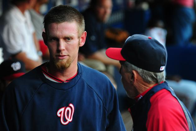 A Realistic Plan for Keeping Stephen Strasburg Healthy, On the Mound