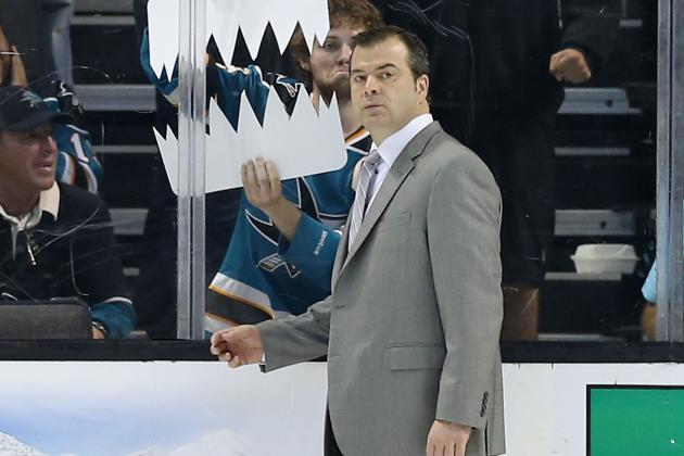Rangers May Name Vigneault Today