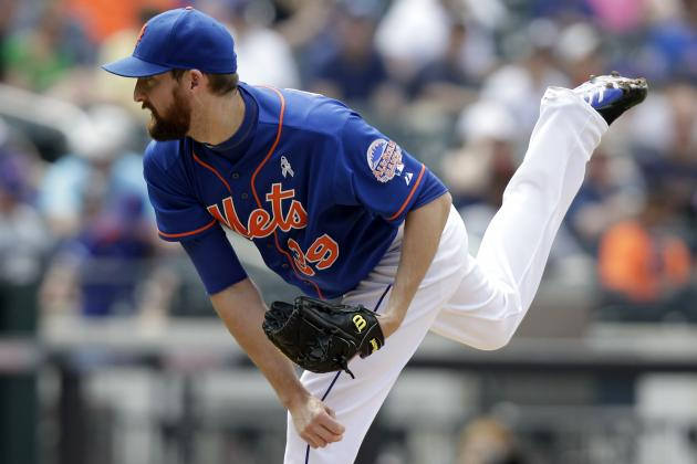 Source: NY Mets Will Not Shop Closer Bobby Parnell