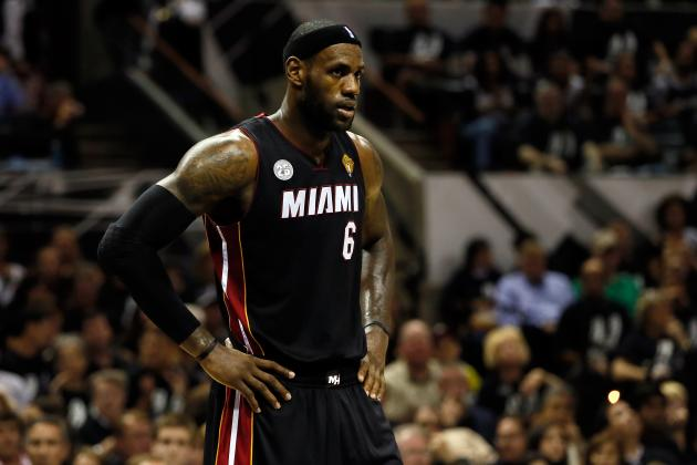 Will LeBron James Be a Hero or a Choke Artist with the Heat Facing Elimination?