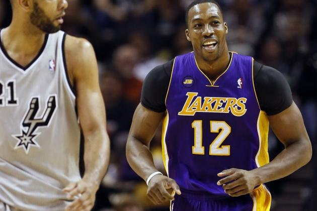 Lakers Not Ruling Out Sign-and-Trade of Dwight