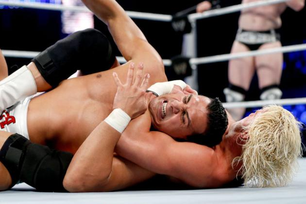 WWE Payback Matches That Deserve Rematches at Money in the Bank 2013