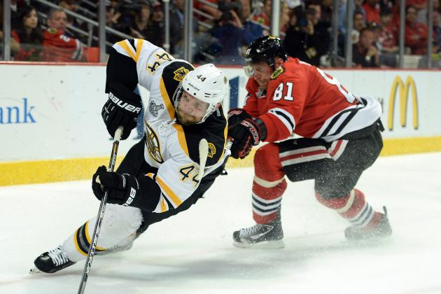 2013 Stanley Cup Final: Chicago Blackhawks vs. Boston Bruins Game 3 Primer