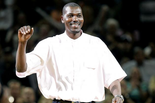 Olajuwon Says He Can Help Knicks' Amar'e Reach Potential