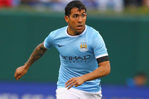 Tevez Unsure over City Future