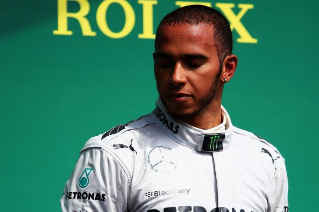Lewis Hamilton's Mercedes Team Could Quit Formula 1 over 'Tiregate' Tribunal