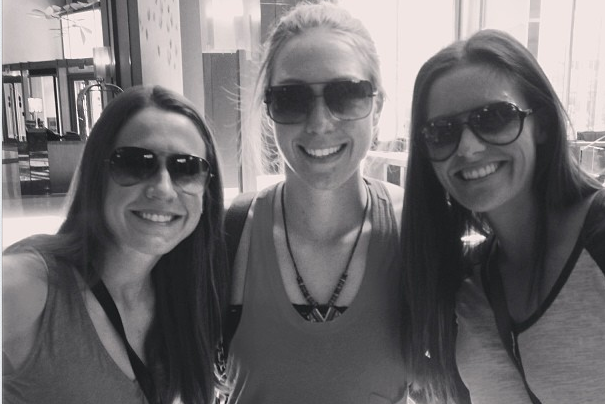 Instagram: USWNT Gets a Day off in NYC