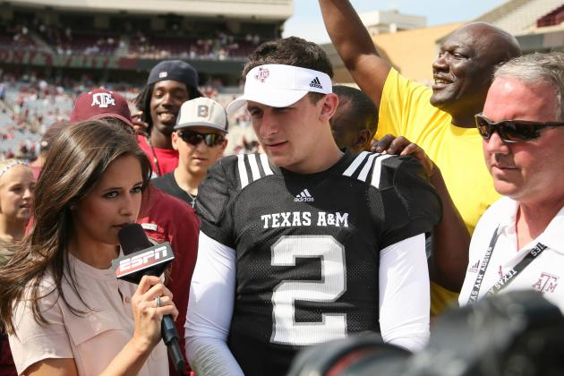 Johnny Manziel Tweet: Texas A&M QB Needs Season to Begin more Sooner than Later