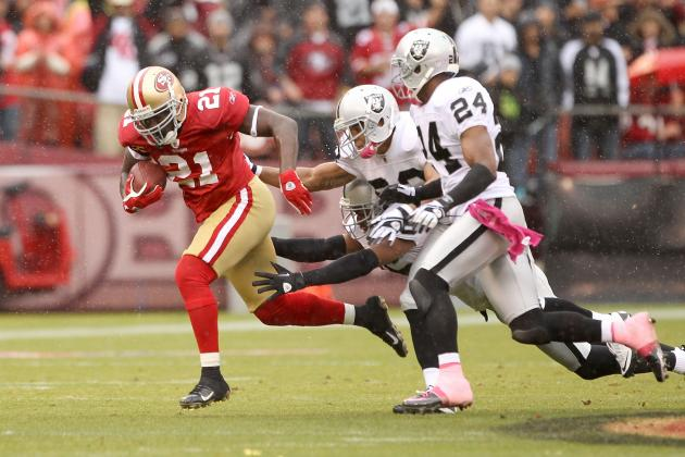 Raiders, 49ers Open Up Talks of Potential Scrimmage