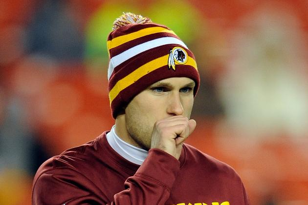 Kirk Cousins Writes About the Redskins and the Draft