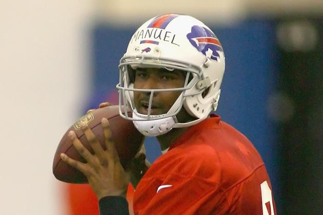 EJ Manuel: Bills Playbook Simpler Than Florida State's