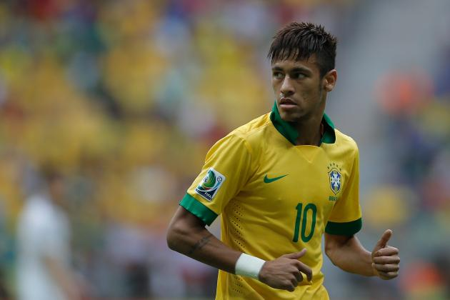 Neymar's Confederations Cup Play Will Increase Hype Before Starting at Barcelona