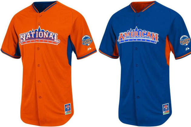 MLB All-Star Game 2013 Festivities Feature New York Mets-Themed Jerseys