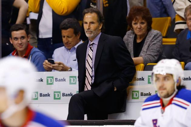 Report: Tortorella to Have Second Interview with Canucks