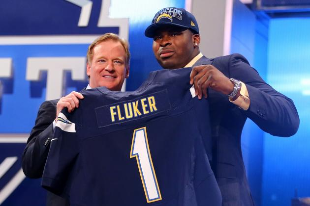 Fluker Likely to Remain at Tackle
