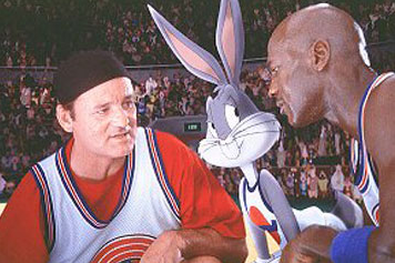 Why 'Space Jam' Is the Worst Officiated Game Ever