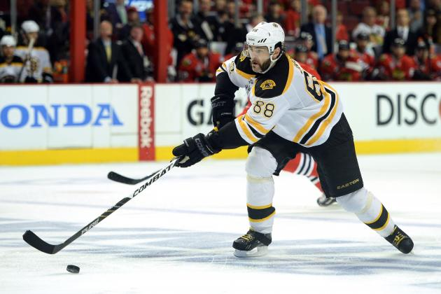 Former Bruins Coach Mike Milbury Criticizes Jaromir Jagr