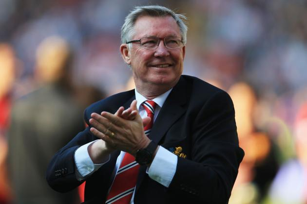 Fergie's First Ever United Team Sheet Goes Up for Auction