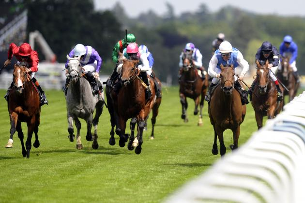 Queen Anne Stakes 2013: Date, Post Positions, Odds, Runners and More