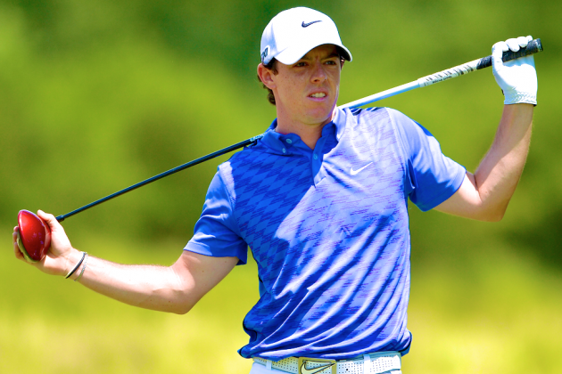US Open Golf 2013: Rory McIlroy's Game Quickly Spiraling Out of Control