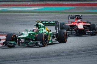 First Tests for Two Drivers This Week at Caterham, Marussia