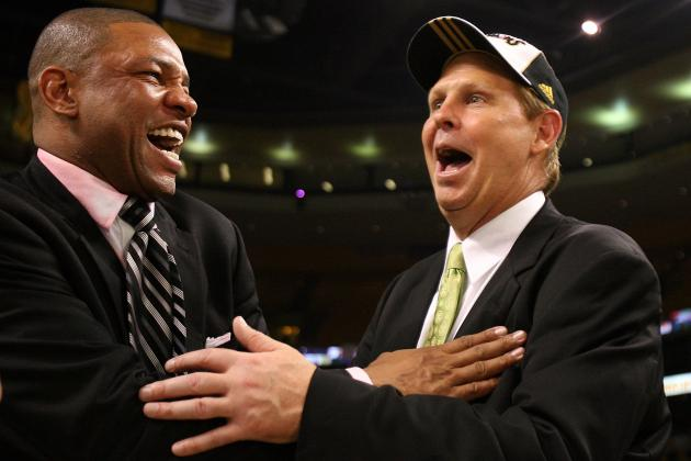Why Danny Ainge Deserves All of the Blame for Boston Celtics Halfhearted Rebuild