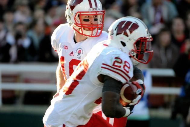 Montee Ball, Cassandra Darrah named Wisconsin Athletes of the Year