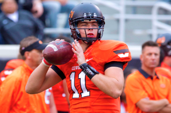 Ex-Oklahoma State QB Wes Lunt Will Reportedly Transfer to Illinois