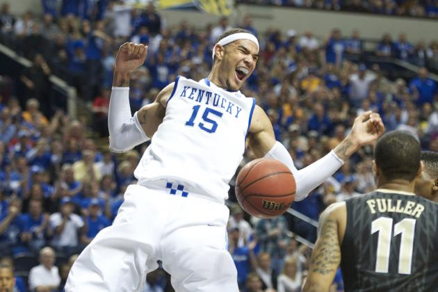 Willie Cauley-Stein Ranked #3 Center