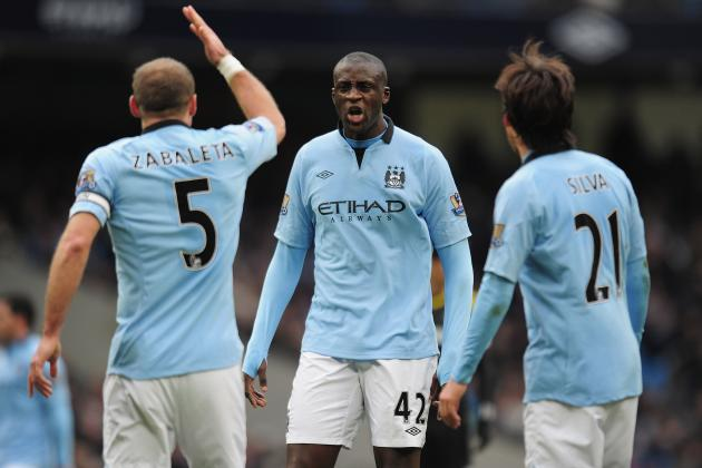 Manchester City Schedule 2013-14: List of Fixtures and Early Analysis