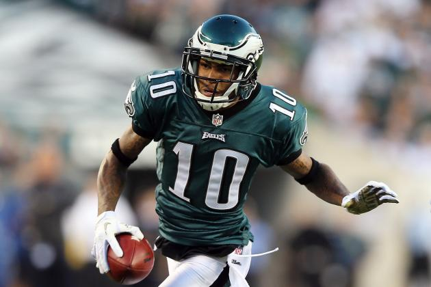 DeSean Jackson and the Not-So-Simple Life