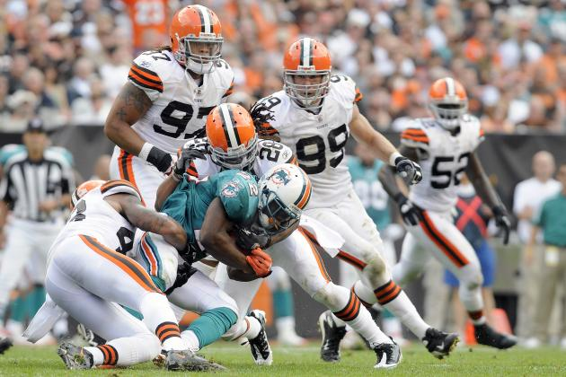 Cleveland Browns: The 5 Games That Will Determine Cleveland's Fate in 2013
