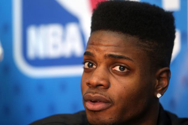 Is Nerlens' Entourage Costing Him the Number One Pick?