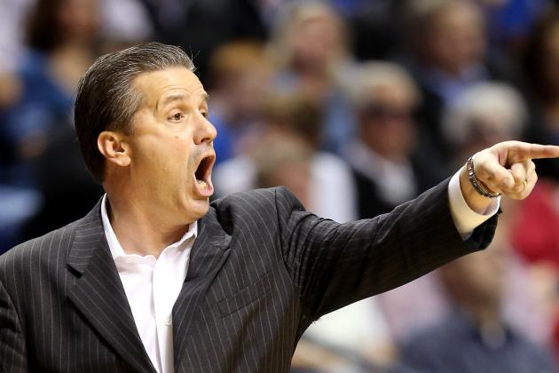 John Calipari Takes to Twitter to Explain the New 'Wildcat Code'