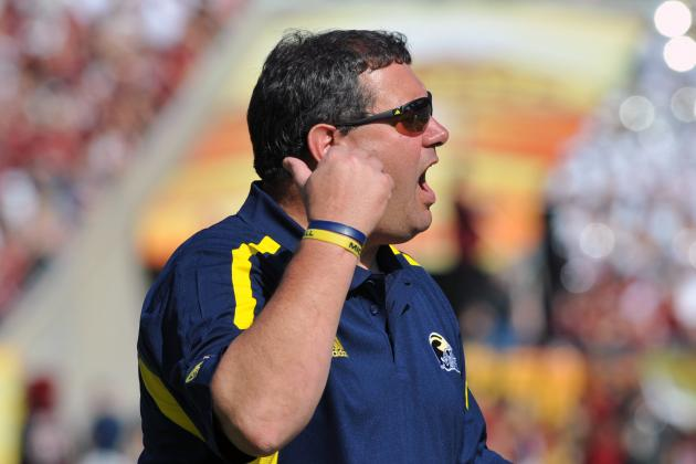 Michigan Moves 'Rangy' Redshirt Freshman Allen Gant to Outside Linebacker
